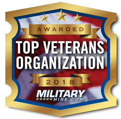 2018 Top Veteran Organization